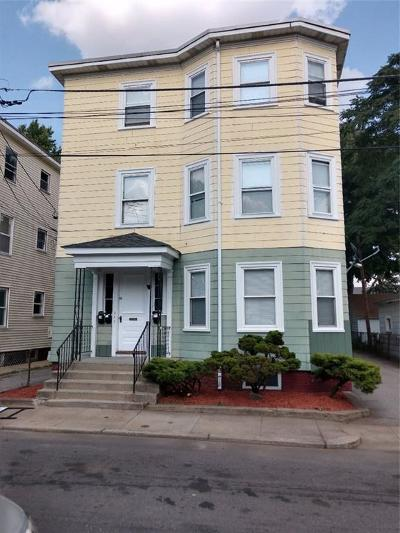 Pawtucket Multi Family Home For Sale: 19 Irving Ct