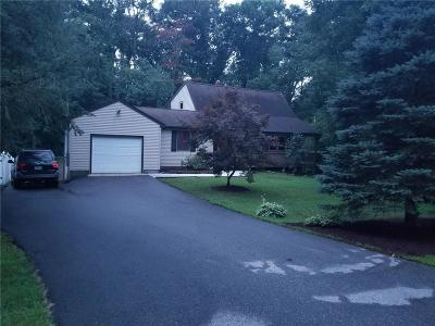 Burrillville Single Family Home For Sale: 400 Hill Rd