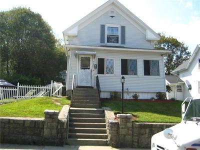 Woonsocket Single Family Home For Sale: 598 Third Av