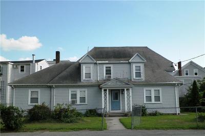 Pawtucket Multi Family Home For Sale: 88 Mineral Spring Av