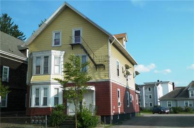 Pawtucket Multi Family Home For Sale: 80 Mineral Spring Av