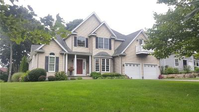 Westerly Single Family Home For Sale: 6 Williamsburg Dr