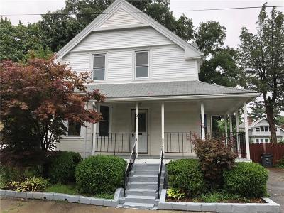 Providence RI Single Family Home Act Und Contract: $164,900