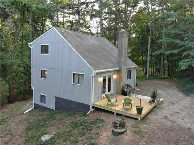 Glocester Single Family Home Act Und Contract: 10 Kearns Rd