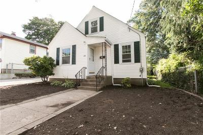 Providence Single Family Home For Sale: 180 Devonshire St
