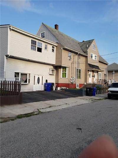 Central Falls Multi Family Home For Sale: 31 - 33 Wetmore St