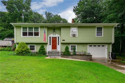 Burrillville Single Family Home Act Und Contract: 171 Warner Lane
