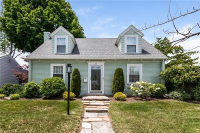 Warwick Single Family Home For Sale: 41 Yale Av