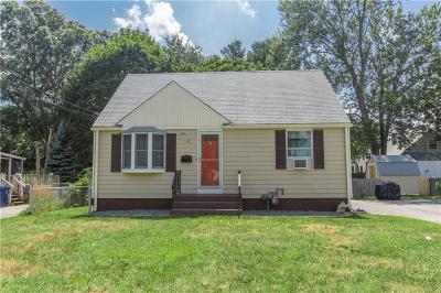 Warwick Single Family Home For Sale: 12 Fisher Av