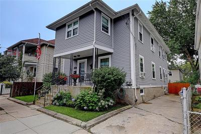 Pawtucket Multi Family Home For Sale: 80 Waltham St