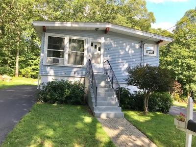Providence Single Family Home For Sale: 103 Rowley St