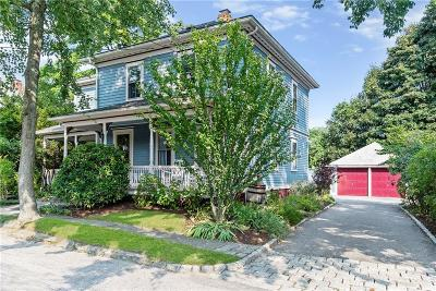 East Greenwich Single Family Home For Sale: 94 West St
