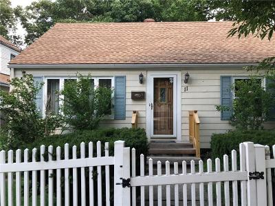 Pawtucket Single Family Home For Sale: 11 Hilton St