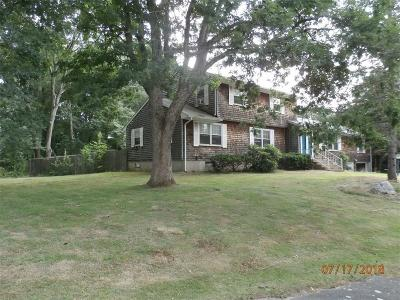 Coventry Single Family Home For Sale: 14 Hickory Rd