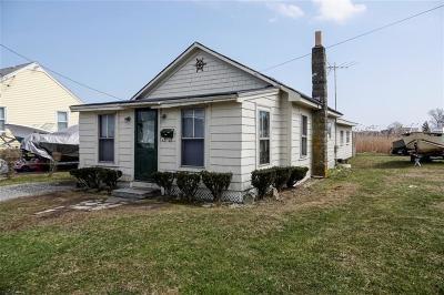 Barrington Single Family Home For Sale: 87 Orchard Av