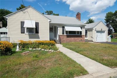 Cranston Single Family Home For Sale: 37 Royer St