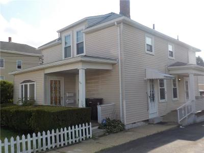 Woonsocket Multi Family Home For Sale: 76 Winthrop St