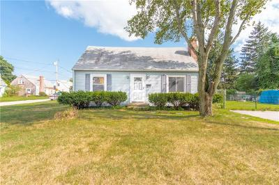 Warwick Single Family Home For Sale: 132 Ash St