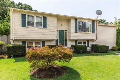 Cranston Single Family Home For Sale: 44 Winton St