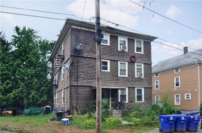 Pawtucket Multi Family Home For Sale: 108 Bishop St