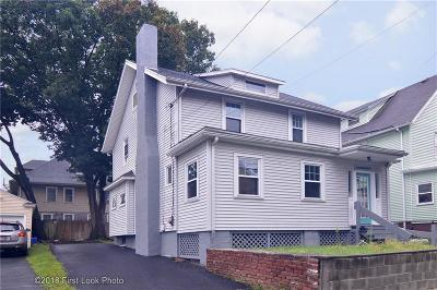 Providence Single Family Home For Sale: 176 Vermont Av