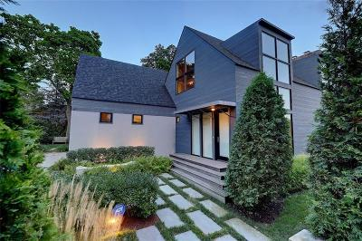 East Side Of Prov RI Single Family Home For Sale: $2,250,000