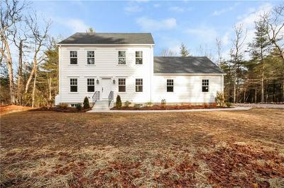 Charlestown RI Single Family Home For Sale: $429,000