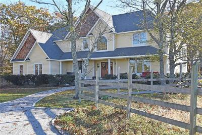 North Kingstown RI Single Family Home For Sale: $1,075,000