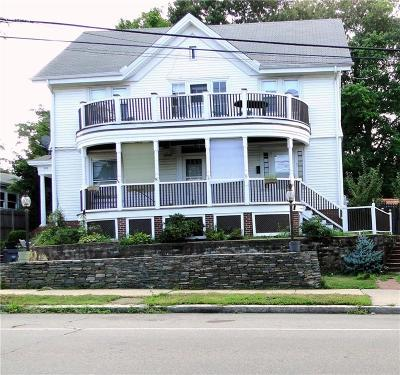 Providence Multi Family Home For Sale: 888 - 890 Hope St