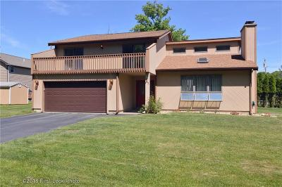 Bristol Single Family Home For Sale: 125 Annawamscutt Dr