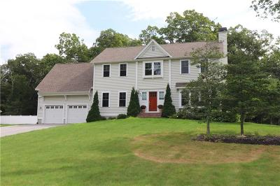Tiverton Single Family Home For Sale: 334 Cottrell Rd