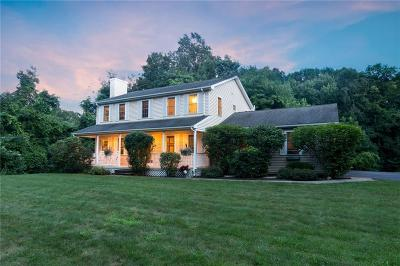Coventry Single Family Home Act Und Contract: 1533 Harkney Hill Rd