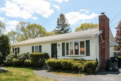 Warwick Single Family Home For Sale: 71 Collingwood Dr
