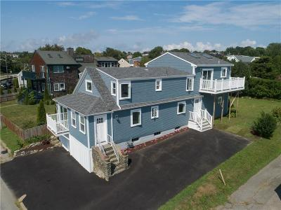Middletown Single Family Home Act Und Contract: 169 Aquidneck Av