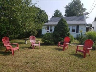 Warwick Single Family Home For Sale: 14 Lane 1 Lane