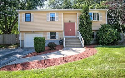 West Warwick RI Single Family Home For Sale: $239,900