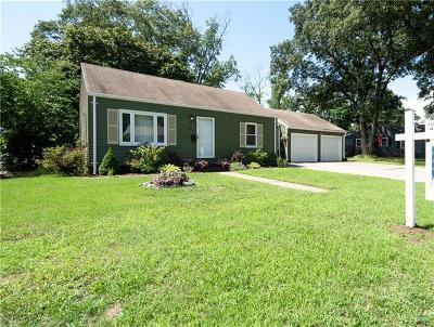 Warwick RI Single Family Home For Sale: $235,000