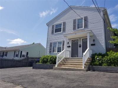 Providence RI Multi Family Home For Sale: $249,900