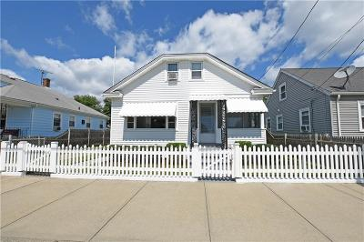 Pawtucket RI Single Family Home For Sale: $257,900