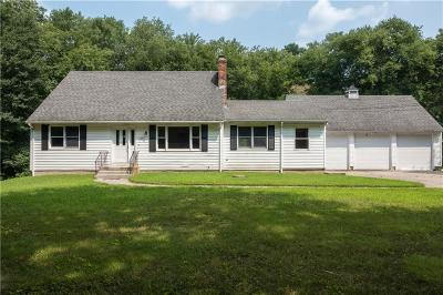 Exeter Single Family Home For Sale: 26 Woody Hill Rd