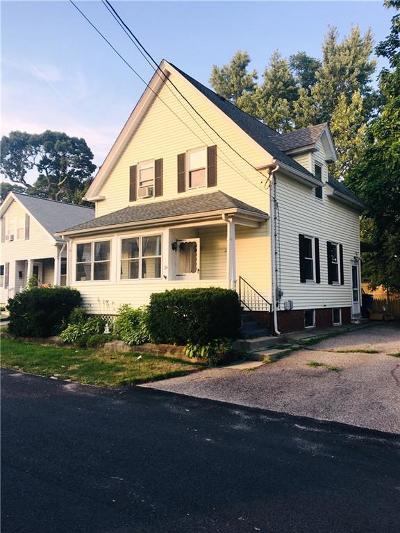 Cranston RI Single Family Home For Sale: $219,900
