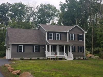 Scituate Single Family Home For Sale: 329 Carpenter Rd
