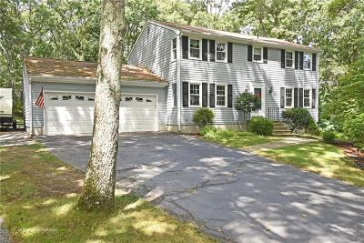 North Kingstown Single Family Home Act Und Contract: 49 Audubon Rd