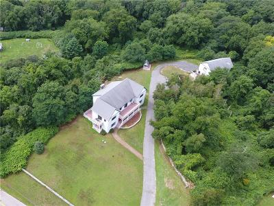 North Kingstown Single Family Home For Sale: 385 Snuff Mill Rd