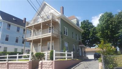 Central Falls Multi Family Home For Sale: 51 Cleveland St