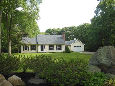 Westerly Single Family Home Act Und Contract: 20 Schilke Dr