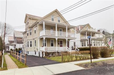 Newport Condo/Townhouse Act Und Contract: 34 Morton Av, Unit#a #A