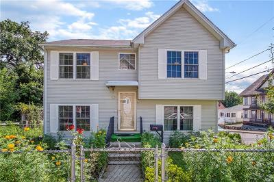 Woonsocket Single Family Home For Sale: 74 Roberts St