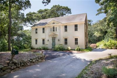 South Kingstown Single Family Home Act Und Contract: 1574 South Rd