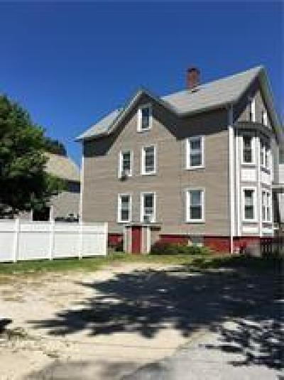 Woonsocket Multi Family Home For Sale: 47 Kindergarten St